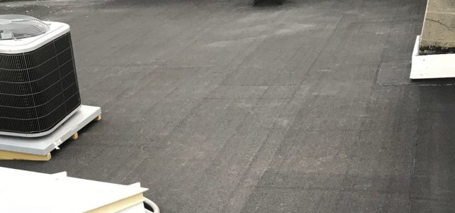 RK General Contracting Flat Roofing