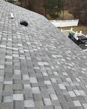 Coastal Granite Asphalt Roof