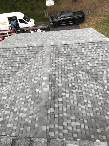 Coastal Granite Asphalt Roof