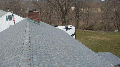 New Roof in Dover Plains, NY