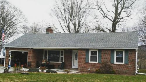 Roof complete in Dover Plains, NY