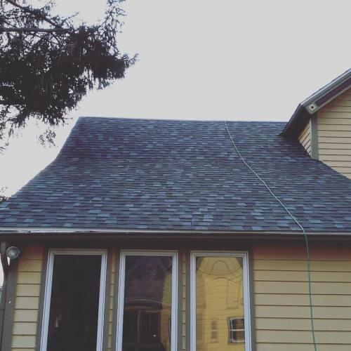 New Roof Installed in Clinton Corners, NY