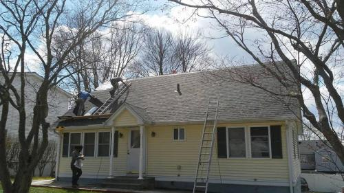 New Roof in Greenburg, NY