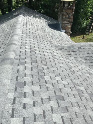 Hearthstone Asphalt Roof
