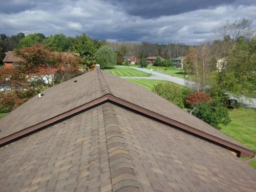 Heather Asphalt Roof