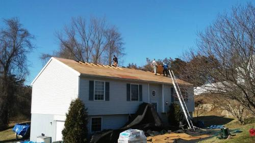Insuring Roof Stability in Wingdale