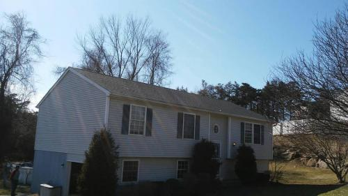 Roofing Job Complete in Wingdale, NY