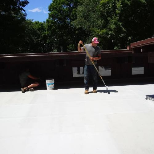 Sealing Roofs in Dutchess County, NY
