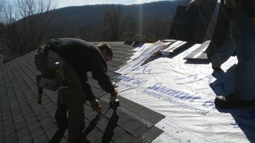 Skilled roof installation in Wingdale, New York